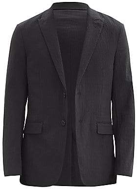 Theory Men's Standard-Fit Clinton Single-Breasted Jacket