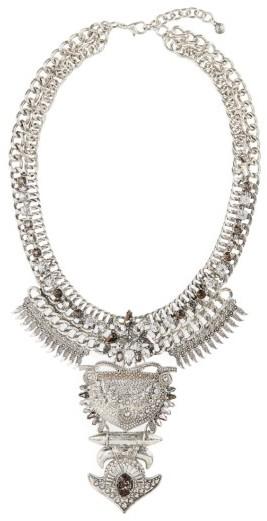 Women's Baublebar Amazon Bib Necklace