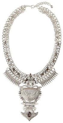 Women's Baublebar Amazon Bib Necklace $68 thestylecure.com