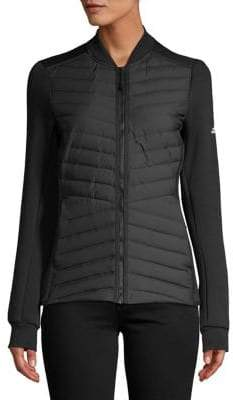 adidas Varilite Front Quilted Jacket
