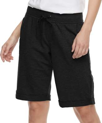 Sonoma Goods For Life Women's SONOMA Goods for Life French Terry Bermuda Shorts