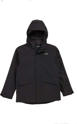 The North Face Gordon Lyons TriClimate(R) Waterproof Hooded 3-in-1 Snowsports Jacket