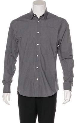 Versace Patterned Dress Shirt