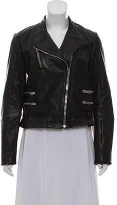 Rag & Bone Leather Biker Jacket w/ Tags