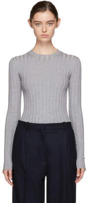 Acne Studios Grey Carina Sweater