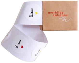 Mathilde Cabanas Bisou Stickers
