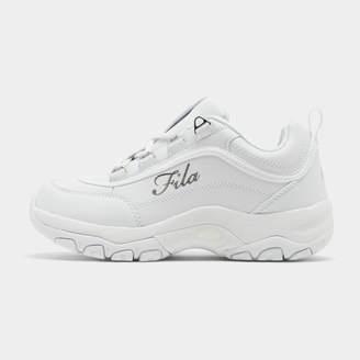 Fila Girls' Big Kids' Strada Girl Casual Shoes