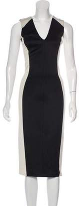 Fausto Puglisi Bodycon Sleeveless Dress