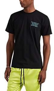 "Central High Men's ""Central High Laboratories"" Cotton T-Shirt - Black"