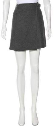 Reed Krakoff Wool Mini Skirt