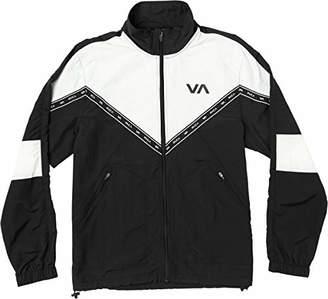 RVCA Men's Control Track Jacket