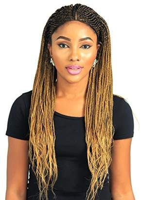 Fulani Cornrow Braid Wig - Color 27-22 inches
