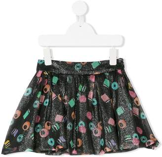 Little Marc Jacobs printed skirt