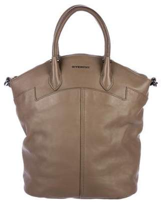 Givenchy Smooth Leather Satchel