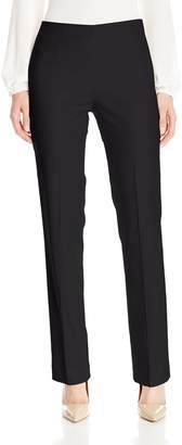 Nic+Zoe NIC & ZOE Women's Perfect Pant Side Zip Full Length