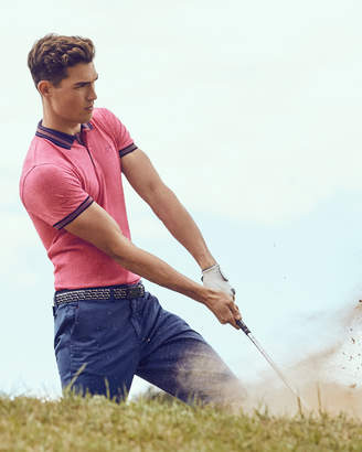 Ted Baker FORE Mouline polo shirt
