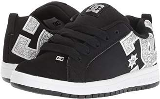 DC Kids' Youth Court Graffik Skate Shoe