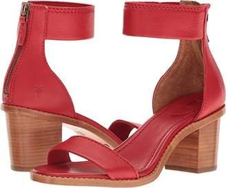 Frye Women's Brielle Back Zip Dress Sandal