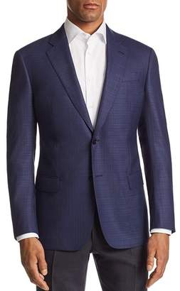 Emporio Armani G-Line Textured Tailored Fit Jacket