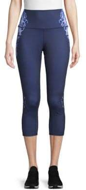 Alo Yoga High-Rise Capri Pants