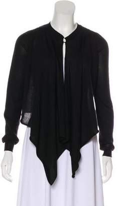 Prada Wool Long Sleeve Sweater