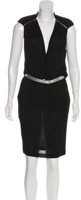 Robert Rodriguez Sleeveless Midi Dress w/ Tags