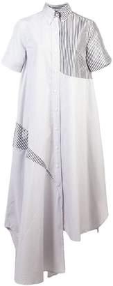 Thom Browne patchwork shirt