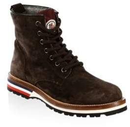 Moncler New Vancouver Leather Boot