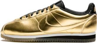 Nike W Classic Cortez Leather SE - Metallic Gold