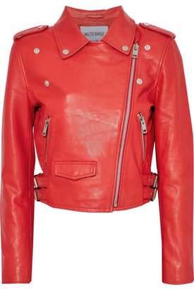 Walter W118 By Baker Liz Leather Biker Jacket