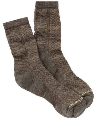 Smartwool Lily Pond Crew Socks