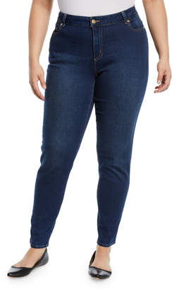 MICHAEL Michael Kors Izzy Skinny Jeans, Plus Size