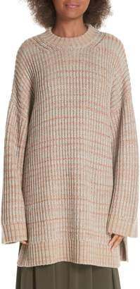 Elizabeth and James Orra Oversize Wool & Cashmere Blend Sweater