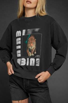 Anine Bing Wild Cat Sweatshirt