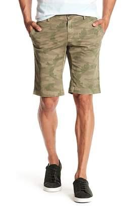 Mason MASONS Camo Print Shorts