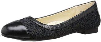 Annie Shoes Women's ENSIGN Ballet Flat $55 thestylecure.com