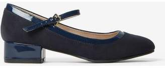 Dorothy Perkins Womens Navy 'Elise' Court Shoes