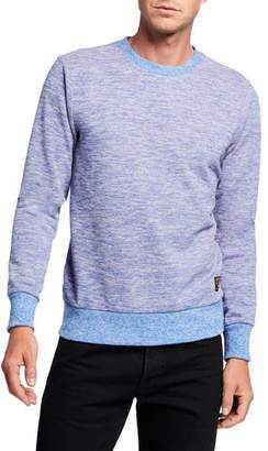 Scotch & Soda Men's Multicolor Melange Sweater