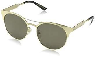 Gucci Women's GG0075S 003 Sunglasses