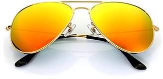 H Aviator Sunglasses VE-60-OR Polarized for Men/Women