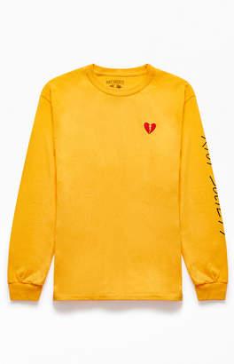 Riot Society Broken Heart Long Sleeve T-Shirt