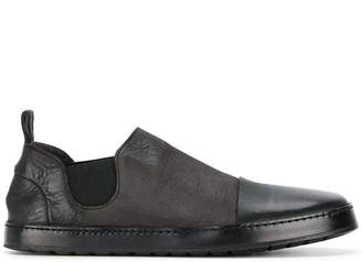 Marsèll contrast toe loafers