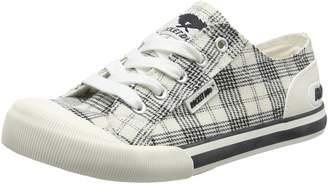 Rocket Dog Women's Jazzin Low-Top Trainers