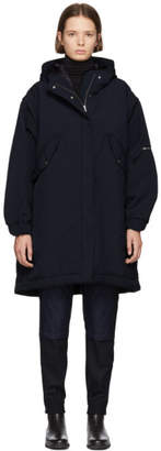 YMC Navy Hunter Coat