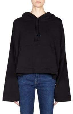 Acne Studios Relaxed Cotton Hoodie