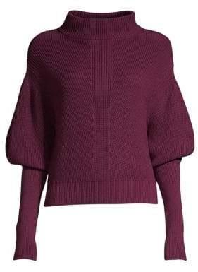 BOSS Flix Mutton Sleeve Sweater