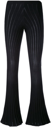 Alyx Ribbel flared trousers