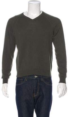Barneys New York Barney's New York Cashmere V-Neck Sweater