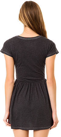 Local Celebrity The Love Mini Dress in Black