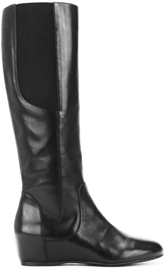 Enzo Angiolini Deanja Wide Calf Boots